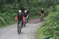 Pululahua Crater by Bike