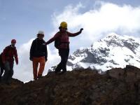 Climbing in Ecuador´s Volcanoes