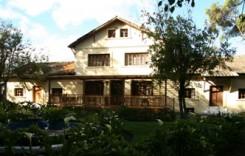 Hacienda Papagayo in Ecuador main Hacienda´s House