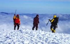 Glacier Climbing in Ecuador´s Andes