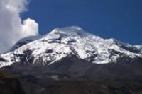 Climbing to Chimborazo Volcano Summit in Ecuador