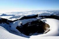 Climbing to Cotopaxi Volcano Summit, see this Perfect Crater in Ecuador
